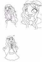 HM: Oracle Sketches 1 by Miss-Mae