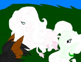me being born by Ponyness1