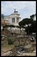 Forum Ruins by Vagrant123