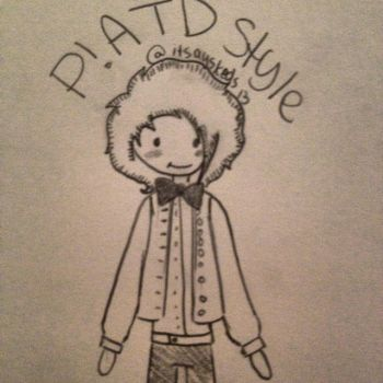P!ATD inspired by itsayskeds13