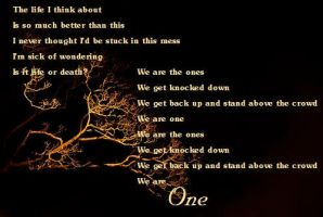 Three Days Grace-One-X by Zukofan11