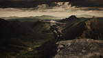Jump - Matte Painting by Rosssc