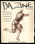 dA Zine Issue No. 6 by dAZine