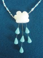 Necklace for a Rainy Day... by Mimi-Mushroom