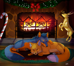 Waiting for Santa by VengefulSpirits