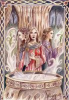 The Cauldron Coloured by NicoleCadet