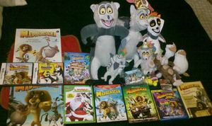 My Madagascar collection by Edness-Madness