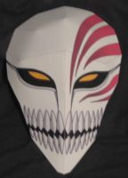Bleach: Hollow Mask by paperart