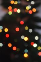 Christmas Lights by Drumheart