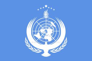 3D High: United Nations Federation Flag by GeneralYin