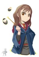 Hermione Art Jam by chikinrise