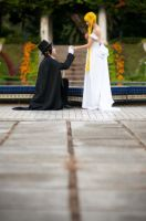Tuxedo Mask And Serenity - Lets Get Married.. by Sparda-Dante