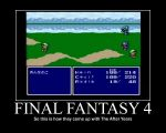 Final fantasy 4 by smbssfan