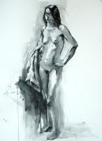 figure drawing 1 by dhayman85