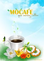 Mocafe - Your Morning Coffee by Oceandeep76