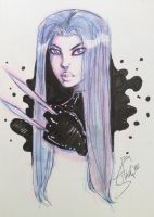 X-23 by Hai-Na-Nu Saulque by hierojux