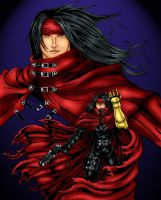 Vincent Valentine by OutlawTornDOA
