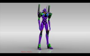 Eva 01 Final Wallpapers by NightmaresInd