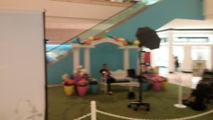 2015 Chandler Mall Easter Bunny Location 2 by BigMac1212