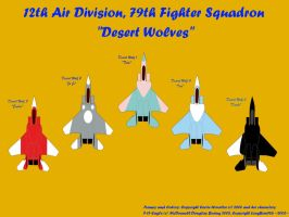 Desert Wolf Squadron by LongBow986
