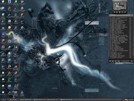 Damned right I run 1600 x 1200 by Zenzotron