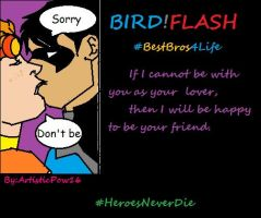 Bird!Flash by ArtisticPow16