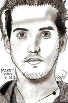 Mikey Way by MrsHannahWay