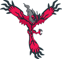 Yveltal Dream World by KrocF4