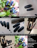 Butterfly Wings Tutorial by sams-originails