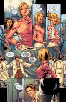Power Girl is my favorite by Superbreath