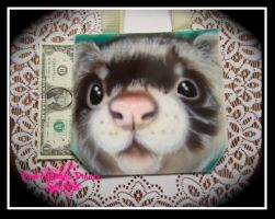 Ferret Mini Tote by Galaxys-Most-Wanted