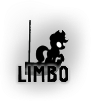 MLP Applejack LIMBO Icon by FullMetal-Landon