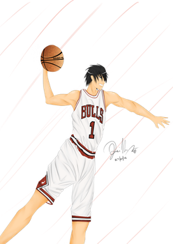 COMM: Chicago Bulls by BubblyIce