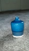 sage grey, purple, and water blue bottle by cmckoy