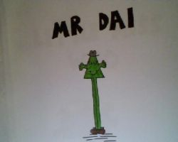 Mr Dai by michaelritchie200