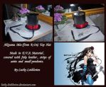 Akiyama Mio's Top Hat by Luthy-Lothlorien