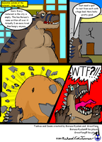 A dedicated rex 11 by NightCrestComics