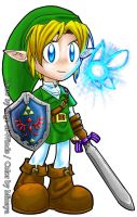 Chibi Link by Sage-of-Winds by Minaya