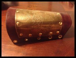 Map Bracer by Mink-the-Satyr