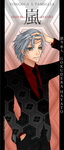 Vongola In Suits: Hayato Gokudera by zetyrion