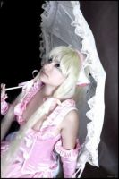 Chobits by Sonya-tyan