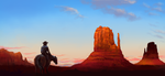 Wild Wild West by JoshEiten