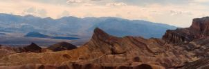 Zabriskie Point by Bawwomick