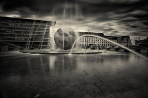The Globe II by PedroKin
