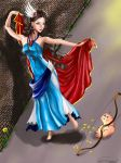 The Enigmatic Princess (Contest) by SaraDesigner