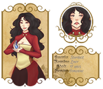 OUAT: Linor by ultraval