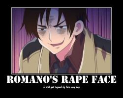 Romano Motivator by RandomHaters