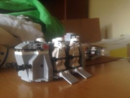 Lego Star Wars Imperial Troop Transport by Riolulover20