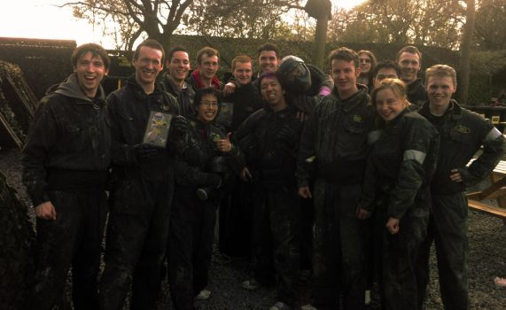 Paintball Aftermath by Belafon