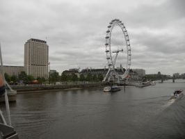 Eye Across the Thames by darksporechild